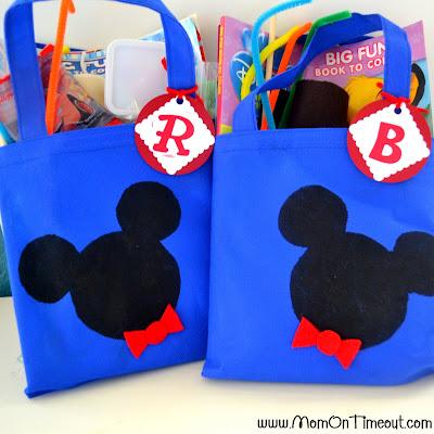 Busy Bag Children's activities