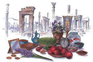 نوروز بر تمامی ملت ایران شاد و پیروز باد