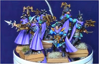 Sombras de los Elfos Oscuros