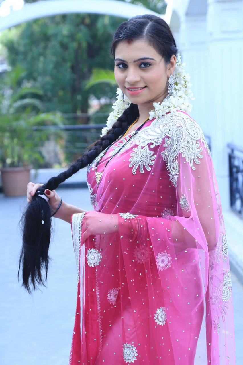 Actress Priyanka Latest Cute Hot Spicy Photos Gallery From Srimathi Bangaram Telugu Movie