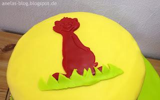 Erdmännchen-Torte