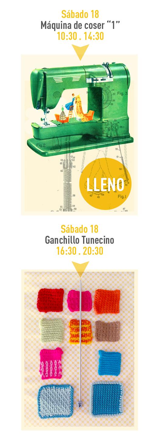 Monográficos Mayo en Trapo y Tela