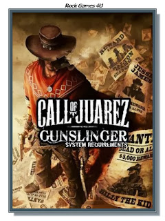 Call of Juarez: Gunslinger System Requirements PC.jpg