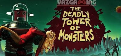 The Deadly Tower of Monsters Header vazgaming