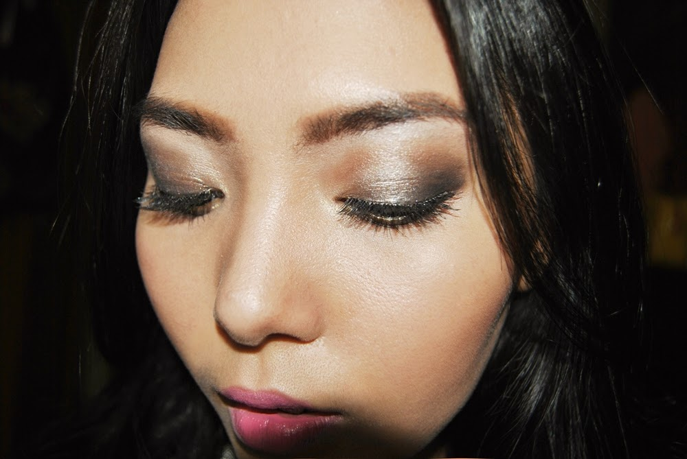 Smokey Eyes For Monolid Girl Tutorial Beauty Redemption