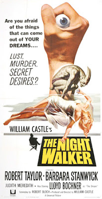Poster - The Night Walker (1964)