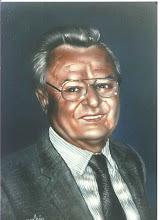öregÚr a Papa portré