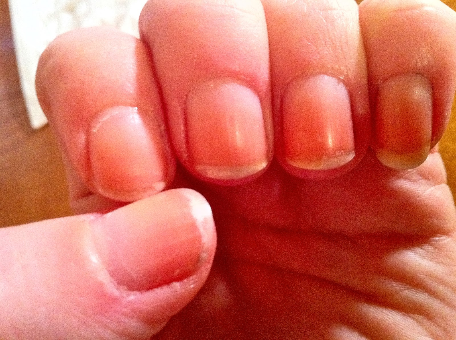 Chromatic MisAdventures: Natural Nails #2