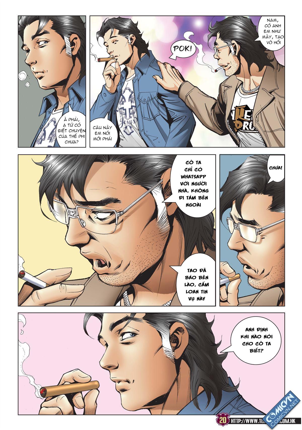 Người Trong Giang Hồ - Hồng Hưng Độc Xà Chapter 2002 - BigTruyen.net