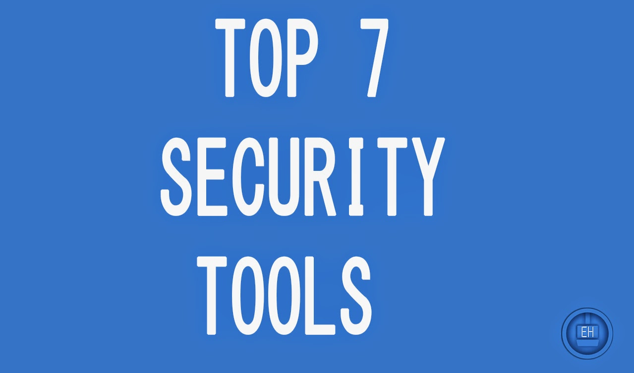 top 7 security tools