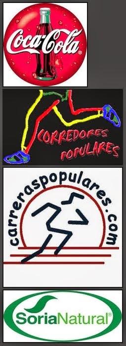 PATROCINADORS 100 KM CALELLA 2014