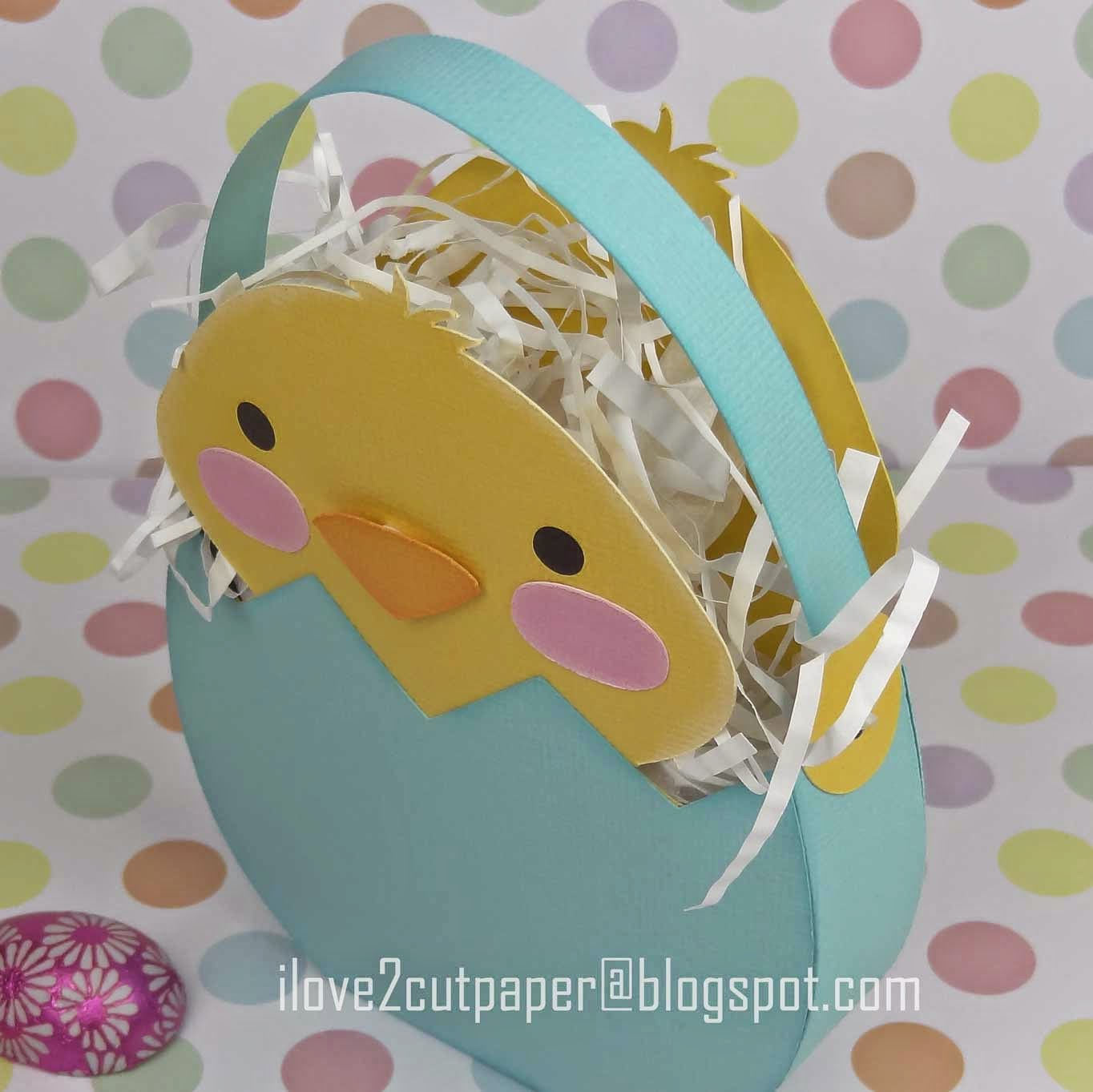 Pazzles, Lettering Delights, cutting files, Easter, chick