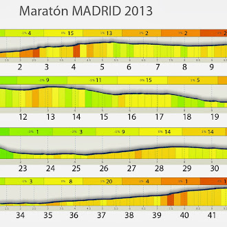 4 semanas Maratón Madrid 2014