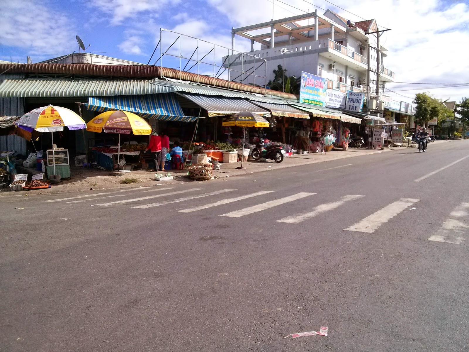 Đất Nền Mỹ Phước 3 Bình Dương Đường DJ5