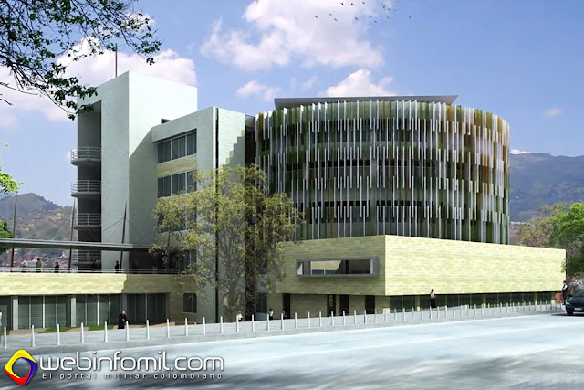 Centro de Rehabilitación Héroes del Paramillo
