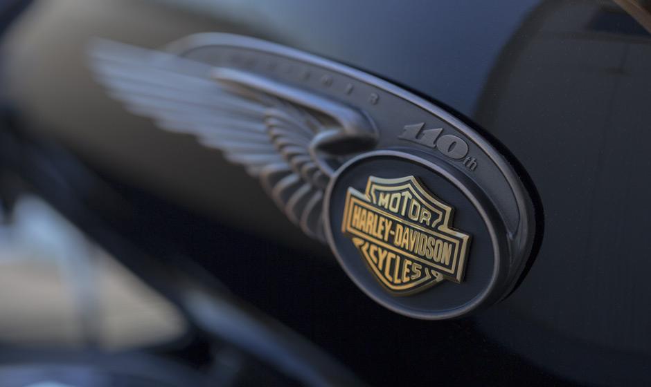 Harley-Davidson's 110th anniversary
