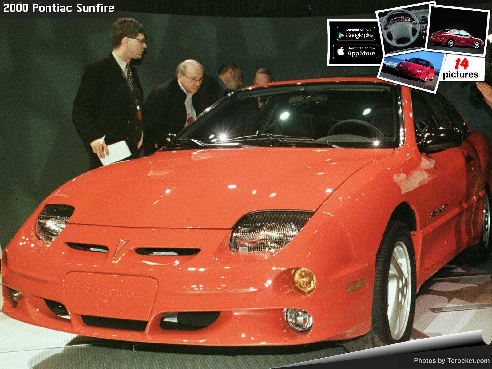 Hình ảnh xe ô tô Pontiac Sunfire 2000 & nội ngoại thất