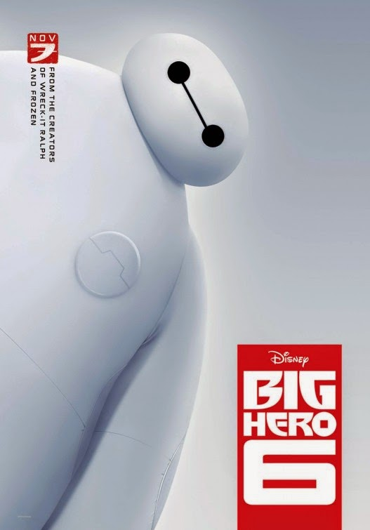 Film Big Hero 6 2014 di Bioskop