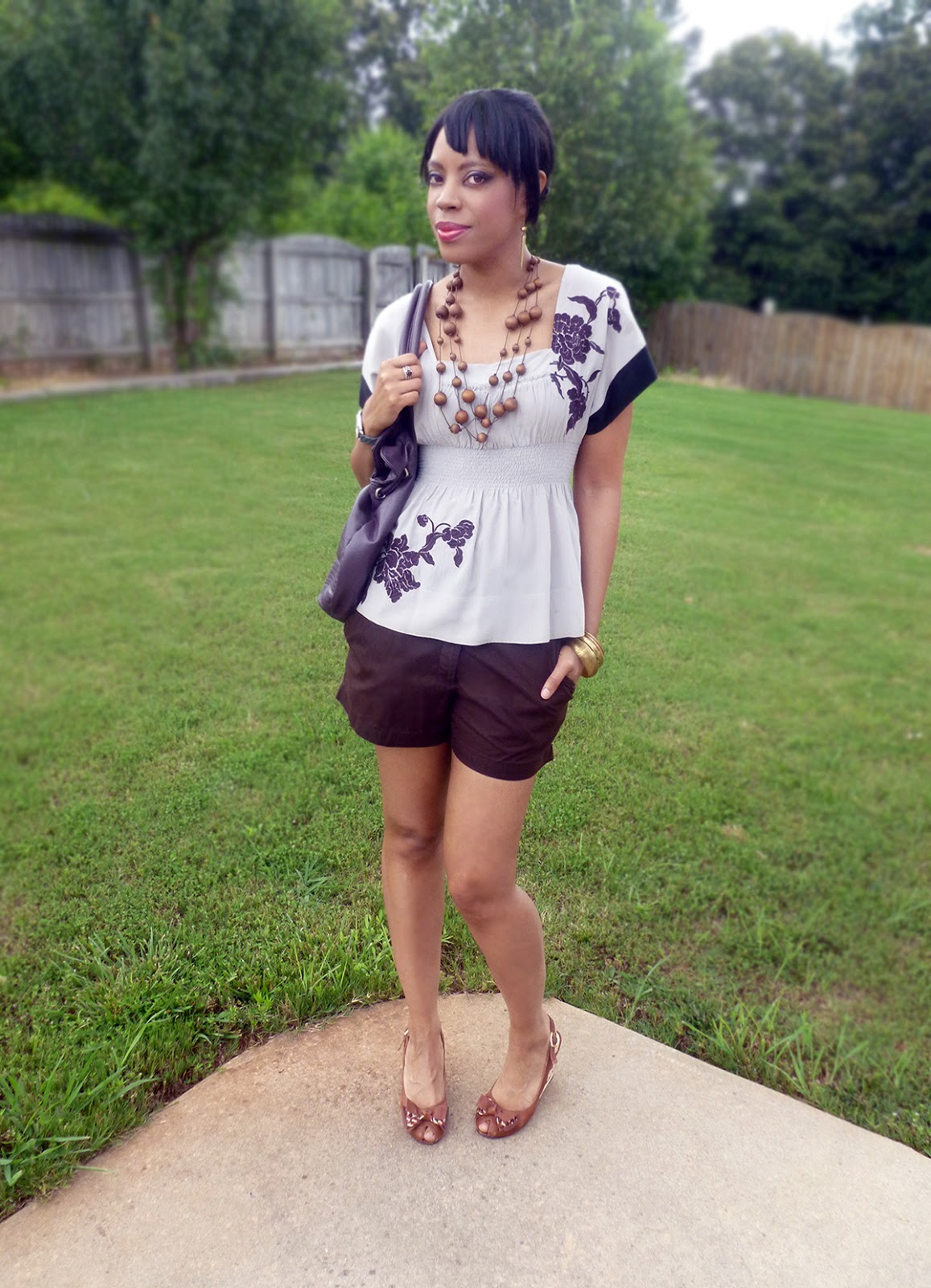 Style blogger summer trends how to colour blocked outfits