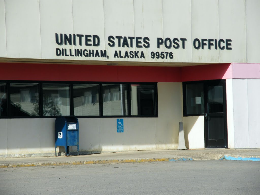 Alaska dillingham county - The Dillingham Post Office Aka Alaska S Version Of Facebook