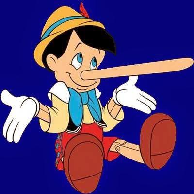 la psicologia de la mentira: