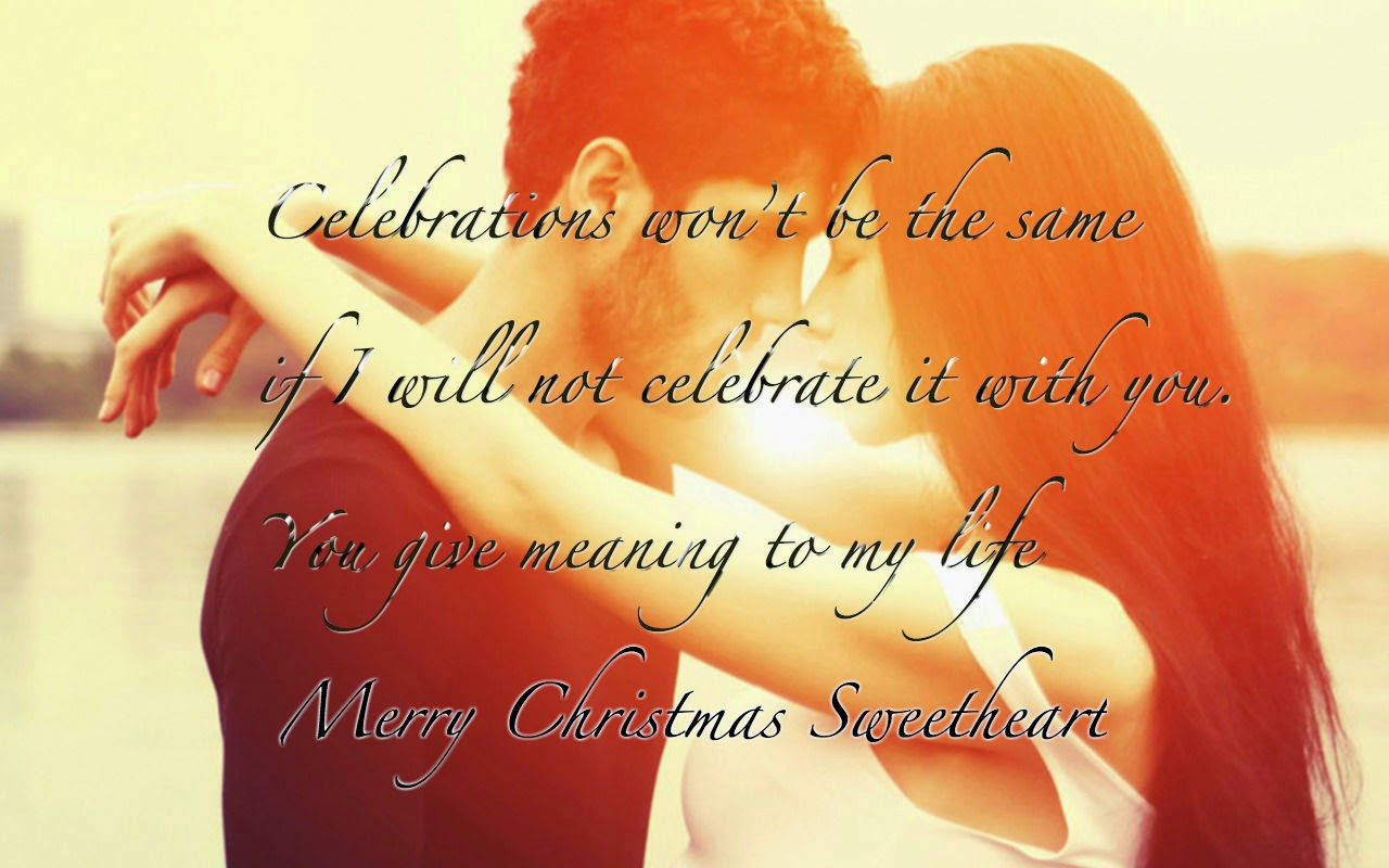 Exceptional Christmas Quotes For Boyfriend