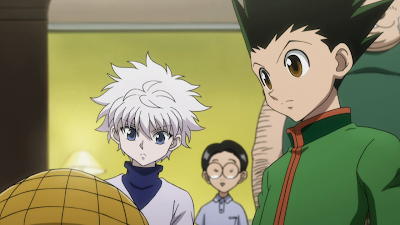 Hunter x Hunter (2011) Episode 78 Subtitle Indonesia