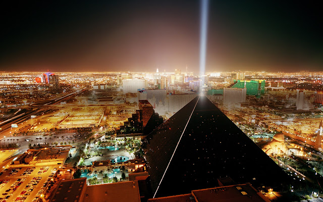 Las Vegas Wallpapers Beautiful Night lights