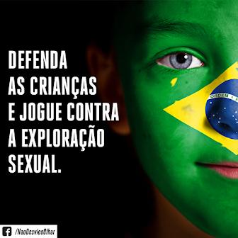TODOS CONTRA A EXPLORAÇÃO SEXUAL