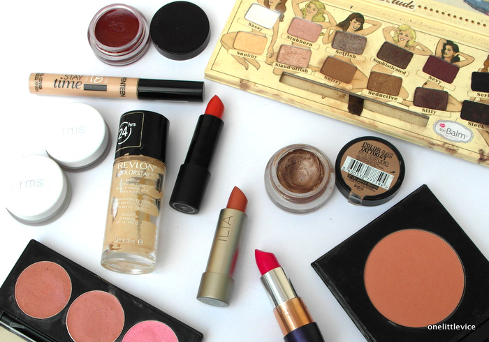 One Little Vice Beauty Blog: Blogger Makeup Favourites 2014
