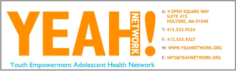 YEAH! Network: Youth Empowerment Adolescent Health