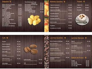 15 dise o de menu de cafeteria y restaurantes dise o for Disenos de menus para cafeterias