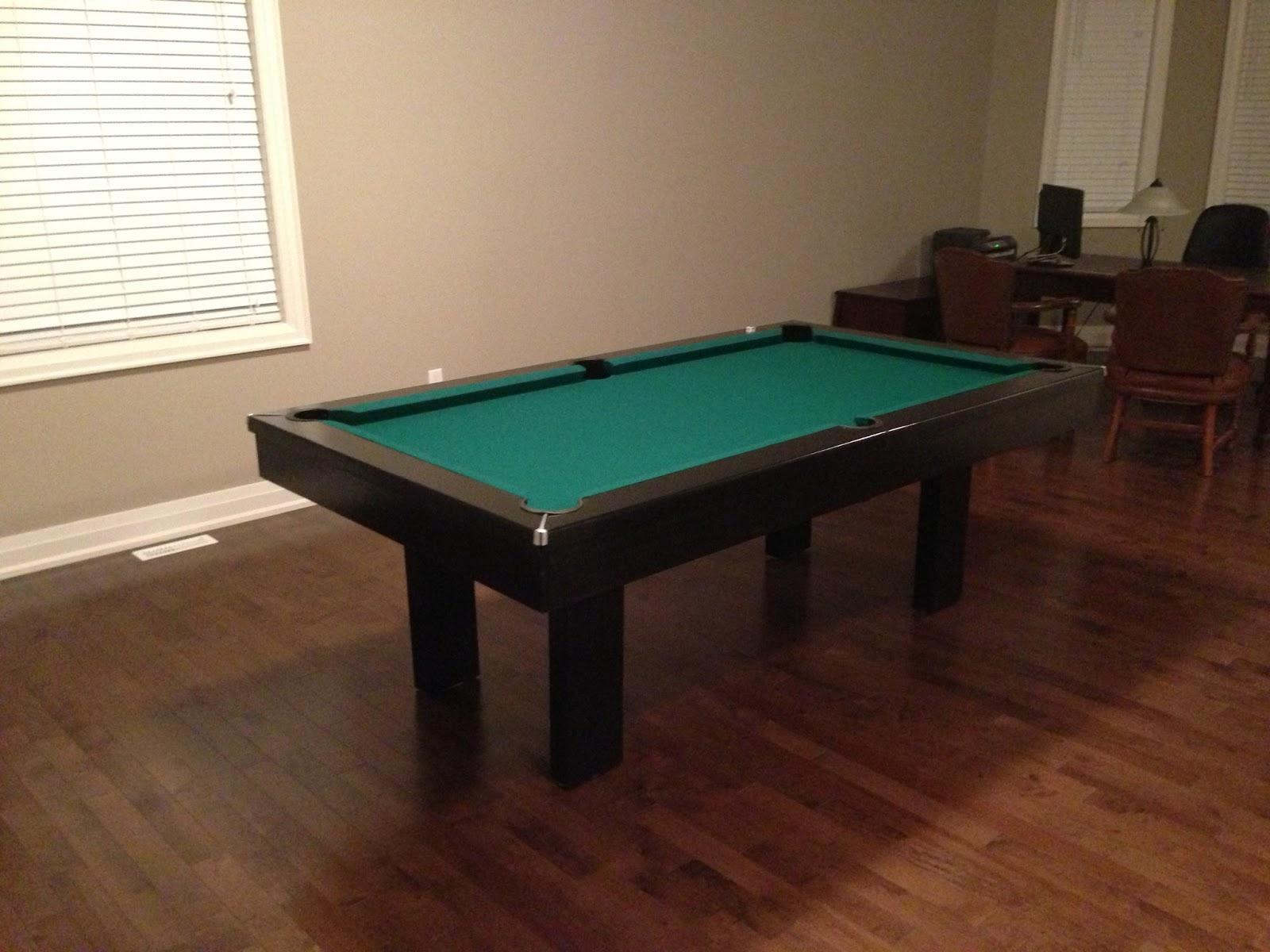 Ontario Billiard Sales And Service Custom Built Pool