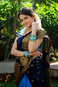Sheena Shahabadi Latest Photos in saree-thumbnail-8
