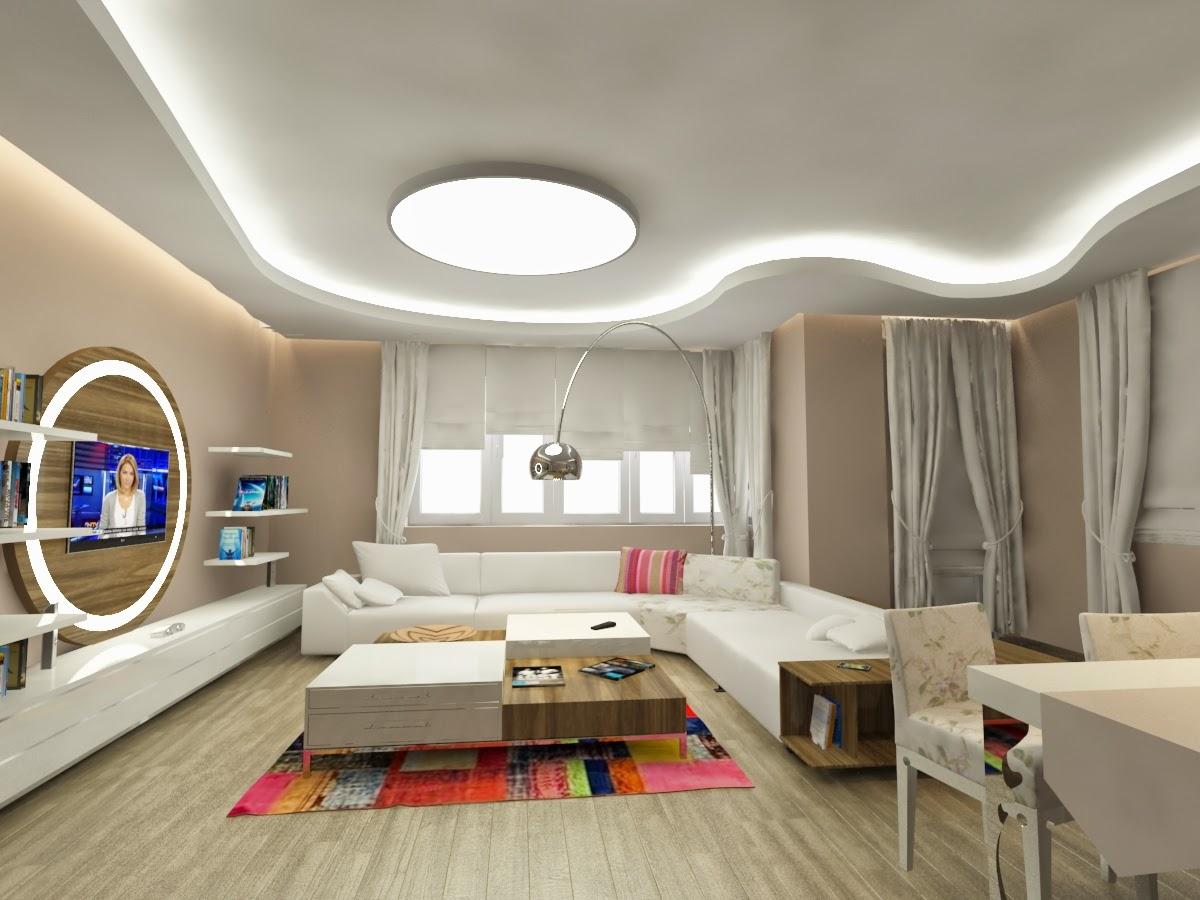 Idee di decorazione della casa stile moderno decorazione for Arredamento della casa