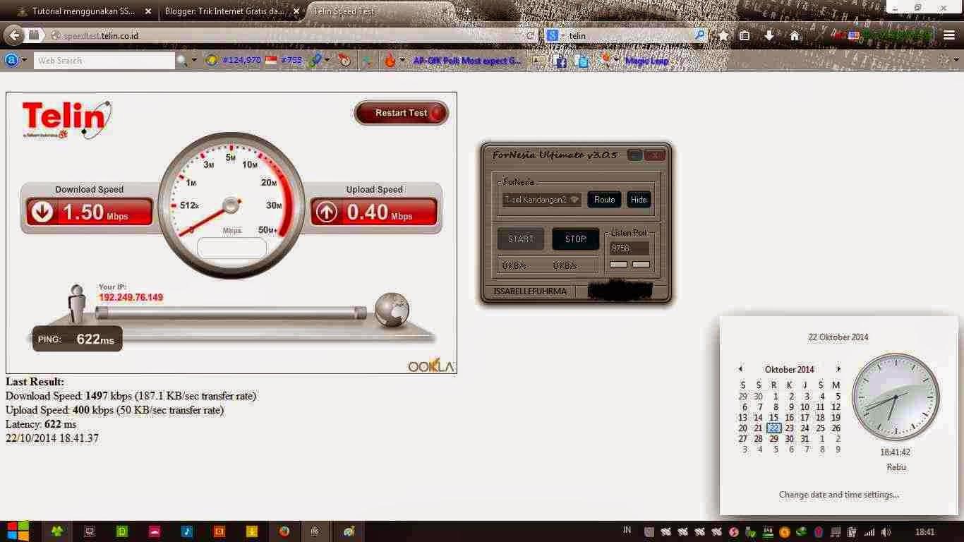 work 100% IP kandang