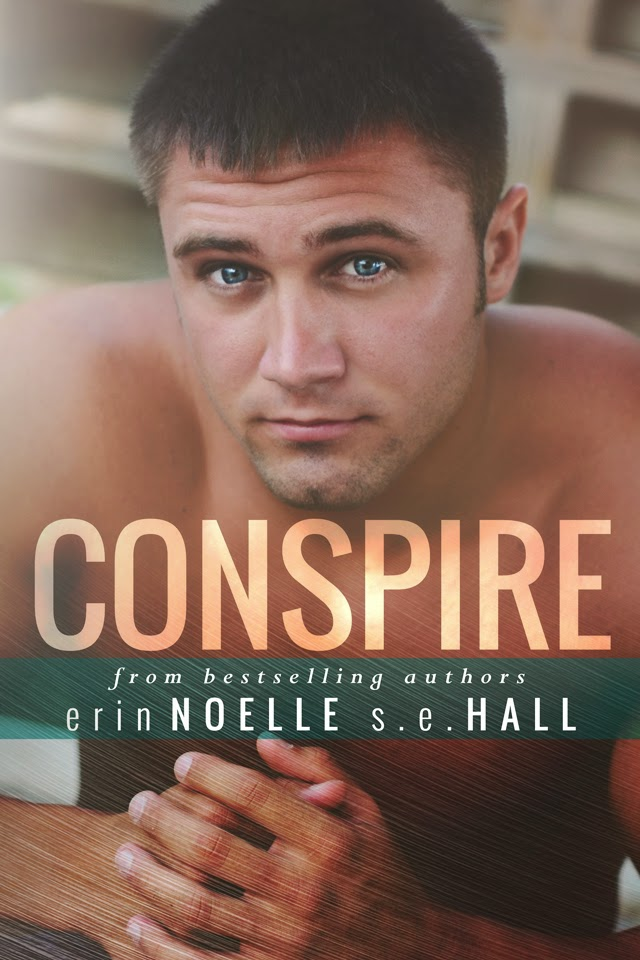 http://clevergirlsread.blogspot.com/2014/09/blog-tour-excerpt-review-conspire-by.html