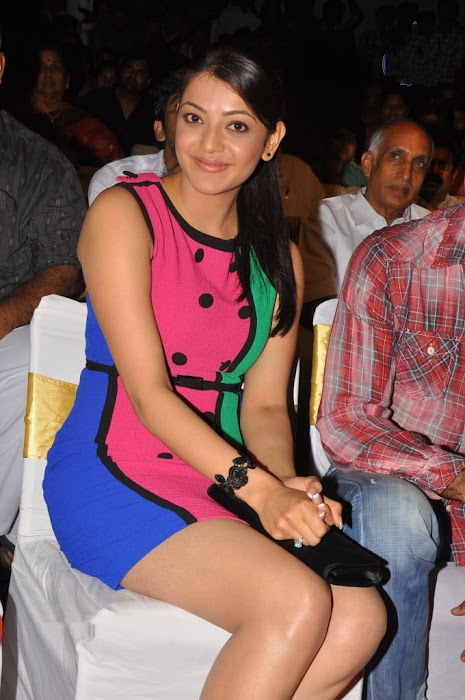 kajal at endukatne premanta audio launch actress pics