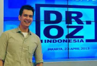 Profil Dr.Ryan Thamrin Host Dr.OZ TransTV Biografi Dr Ryan Thamrin