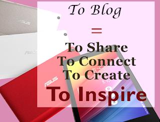 ASUS ZenPad C 7.0, blogger