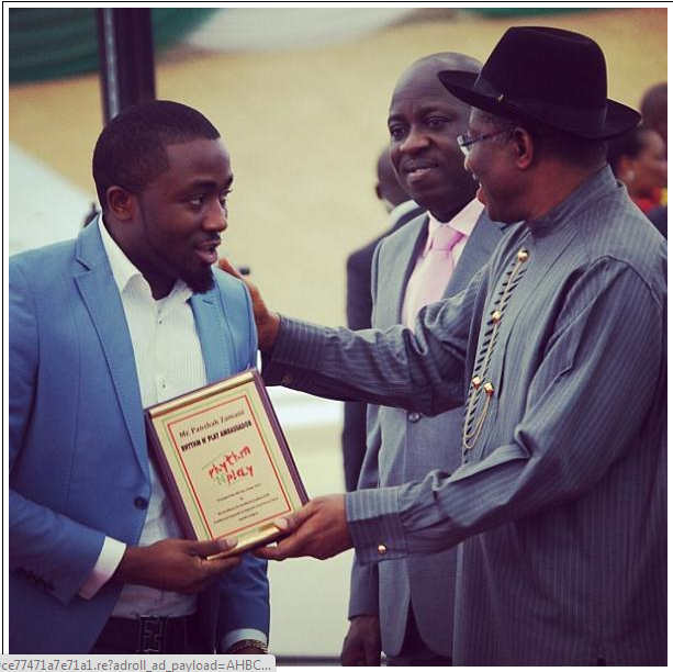 Singer Ice Prince Questions President Jonathan Over Plateau Bombings