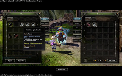 Dragon Nest - Watering Can