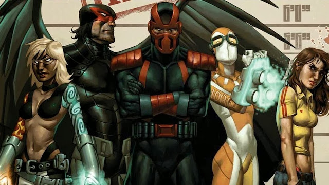Night Thrasher (Marvel Comics) Character Review - New Warriors2