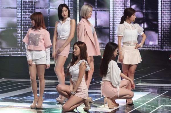 """[News] T-ara kí một hợp đồng """"5 tỉ"""" với một công ti giải trí Trung Quốc"""
