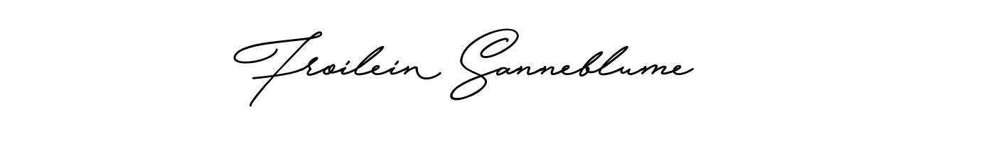 """Froilein Sanneblume - """"alt"""""""