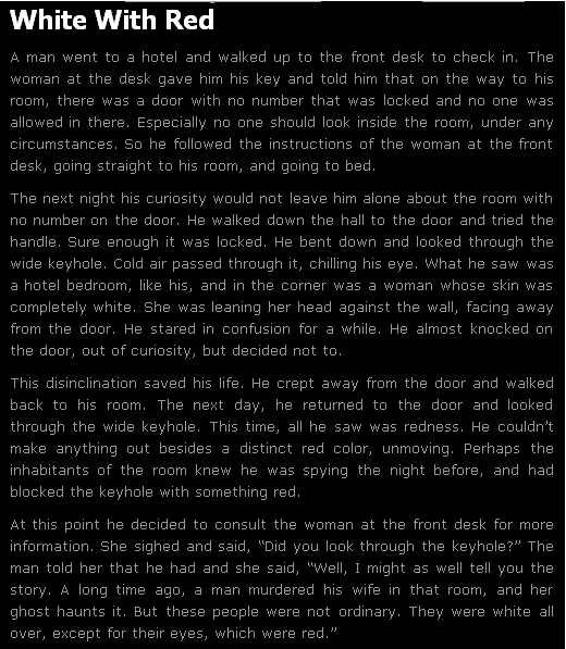 the woman in white essay