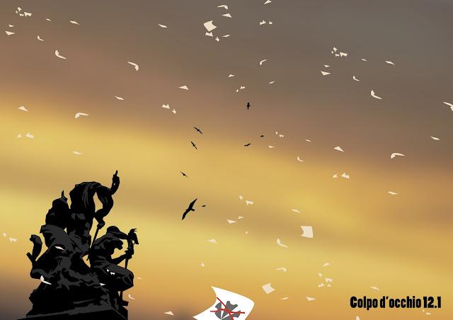 Roma Comics distrutta height=