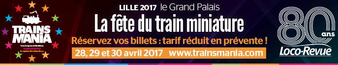 Trainsmania, la fête du train miniature