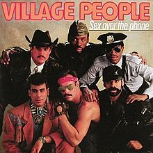 village people sex over the phone lyrics