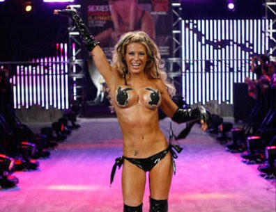 female wwe superstars naked